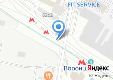 Компания «СТОА №4» на карте