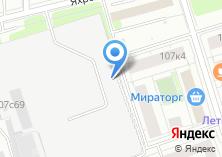 Компания «МЭК» на карте