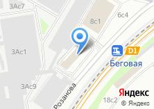 Компания «Имплант.ру» на карте