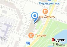 Компания «АВС-Сервис» на карте