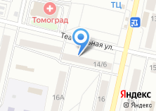Компания «G-Service» на карте