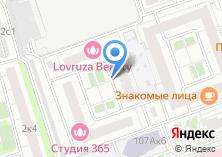 Компания «Полюс-Трек» на карте