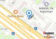 Компания «Магазин цветов на Ленинградском проспекте» на карте