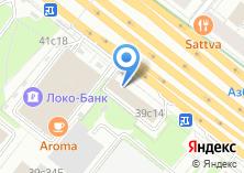 Компания «Мастер Гурмэ» на карте