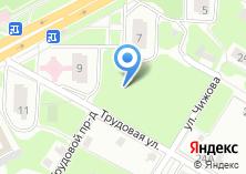 Компания «Подольская туберкулезная больница» на карте