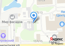 Компания «Shemart.ru» на карте