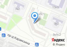 Компания «ДЮСШ №32» на карте