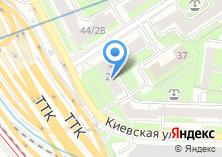 Компания «ОкнаКровли» на карте