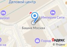 Компания «Город Столиц - бизнес центр» на карте
