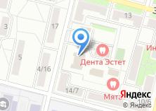 Компания «Мировые судьи Климовского района» на карте