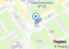 Компания «От склада» на карте