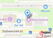 Компания «Бытус» на карте