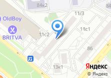 Компания «Ассоциация российских экспедиторов» на карте
