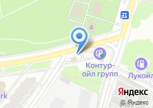 Компания «Автомойка на Воронцовских Прудах» на карте