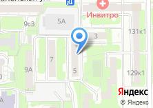 Компания «Правильное электропитание» на карте