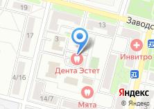 Компания «Estelle» на карте
