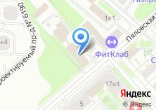 Компания «AKPPHELP -  Ремонт и обслуживание АКПП в Москве.» на карте