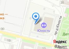 Компания «Зефир» на карте