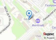 Компания «Шиномонтажная мастерская на Пяловской» на карте