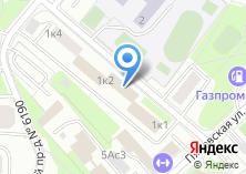 Компания «Русский Кадровый Сервис» на карте