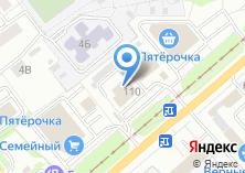 Компания «Лайк» на карте