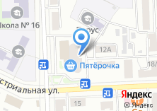 Компания «Matrix» на карте