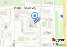 Компания «ДЮСШ №70» на карте