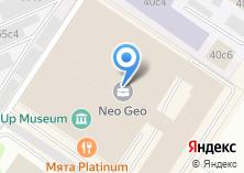 Компания «Маргоэлектро» на карте