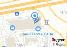 Компания «КИФ» на карте