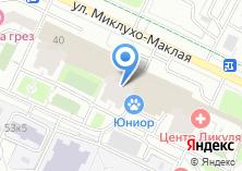 Компания «Окна Консалт» на карте