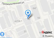 Компания «Servicesadmin» на карте