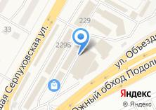 Компания «Нова Керамика» на карте
