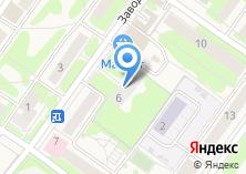 Компания «Любучанская начальная школа» на карте