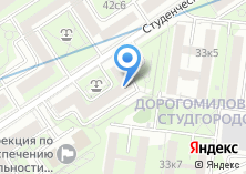 Компания «СтройГлобал» на карте
