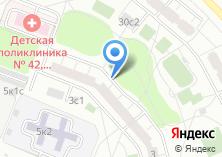 Компания «ОДС Инженерная служба района Ясенево» на карте