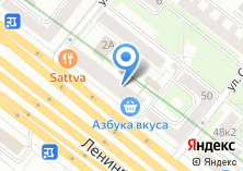 Компания «ИКБ Логос» на карте