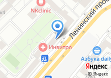 Компания «NKclinic» на карте