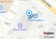 Компания «ДискоГород» на карте