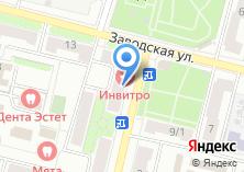Компания «Файда» на карте