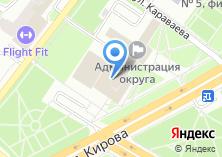 Компания «Подольск-Спас» на карте