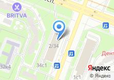 Компания «Участковый пункт полиции район Ясенево» на карте