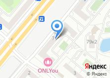 Компания «Мой Силуэт» на карте