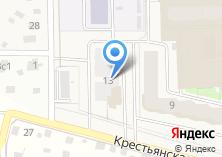 Компания «Строящееся административное здание по ул. Микрорайон Родники (г. Подольск) 12» на карте