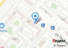 Компания «Сакура салон красоты» на карте