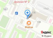 Компания «Магазин овощей и фруктов на ул. Введенского» на карте