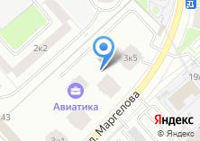 Компания «Колор Престиж Центр» на карте