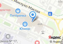 Компания «International Fashion» на карте