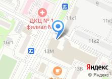Компания «ЭДВАН-фарм» на карте