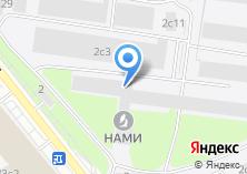 Компания «НАМИ-ФОНД» на карте