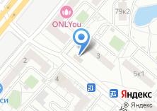 Компания «Магазин цветов на Панфёрова» на карте